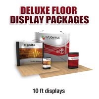 10 Ft. Trade Floor Display