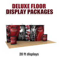 20 Ft. Trade Floor Display