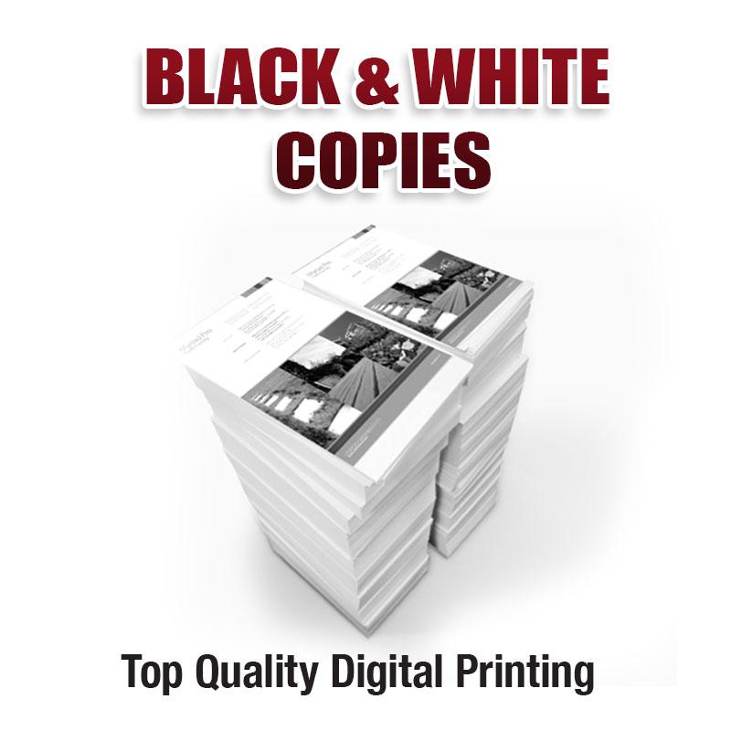 B&W Copies