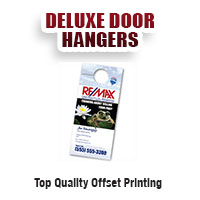Door Hangers - Large Qty.