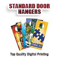 Door Hangers - Small Qty.