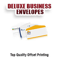 Business Envelopes - Large Qty.