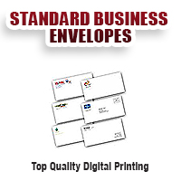 Business Envelopes - Small Qty.