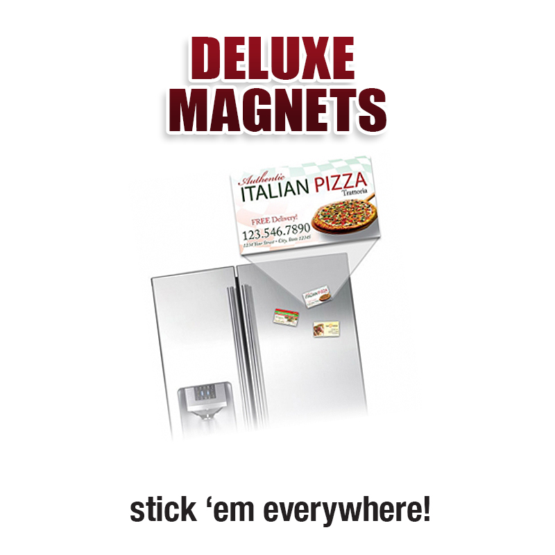 Deluxe Magnets