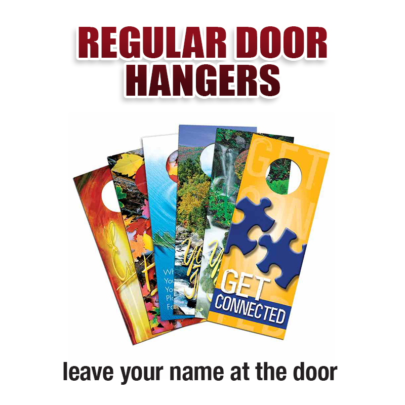 Regular Door Hangers